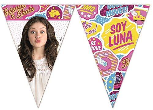 Soy Luna Party Flags