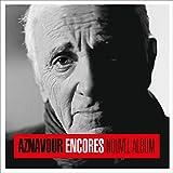 Aznavour - Encores Audio CD