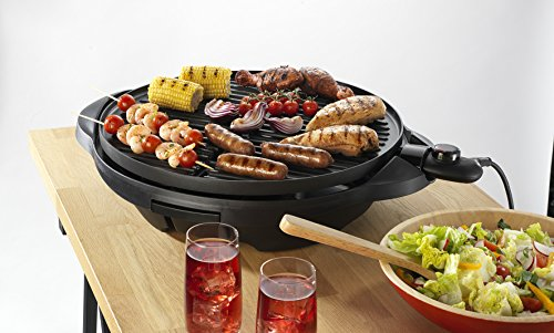 George Foreman Indoor and Outdoor Grill 22460 – Black