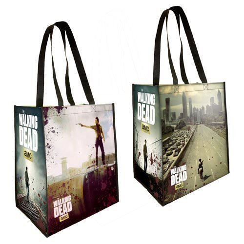 the-coop-walking-dead-rick-grimes-shopping-tote-by-animewild