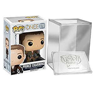 Funko Pop Once Upon A Time Prince Charming Figure FUNKO PROTECTIVE CASE