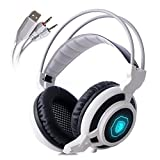 SADES-Arcmage-PC-Gaming-Headset-Headphone-for-PC/Notebook/Laptop-(White)