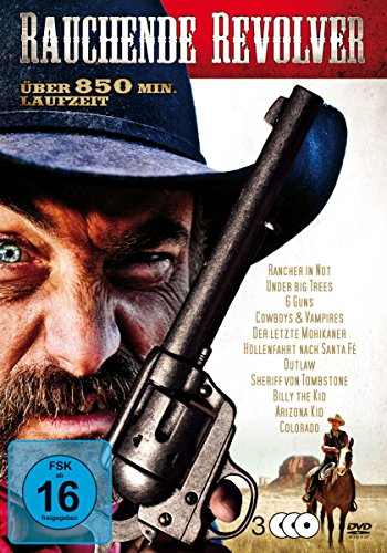 Rauchende Revolver [3 DVDs]