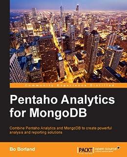 Pentaho Analytics for MongoDB von [Borland, Bo]