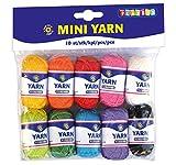 Playbox Mini Yarn (10 Pieces)