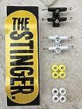[Skull Fingerboards] The Stinger Complete Wooden Fingerboard (32MM)