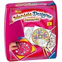 Ravensburger 29947  Mini Mandala designer  - Set creativo de diseño motivos romáticos