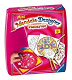 Ravensburger 29947 - romantic - mini Mandala-Designer