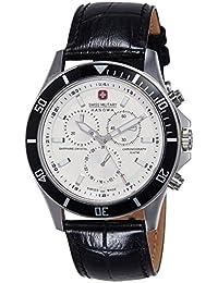 Swiss Military Hanowa reloj hombre Flagship cronógrafo 06-4183.7.04.001.07