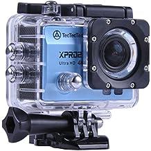 [NUOVO] TecTecTec XPRO2 Action Camera Ultra HD 4K - WiFi Camera di altissima qualità Ultra HD 16 Mp