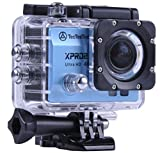 [NUOVO] TecTecTec XPRO2 Action Camera Ultra HD 4K - WiFi Camera di altissima qualità Ultra HD 16 Mp Blue - TecTecTec! - amazon.it