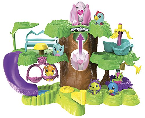 HATCHIMALS- Playset Guardería (Bizak 61921919)