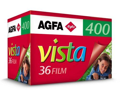 AgfaPhoto Vista 400 Farb-Negativfilm (à 36 Bilder)
