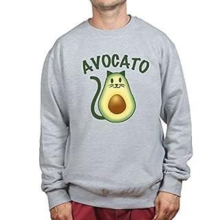 Avocado AvoCato Cat (Kitten, Kitty) Pet Pullover