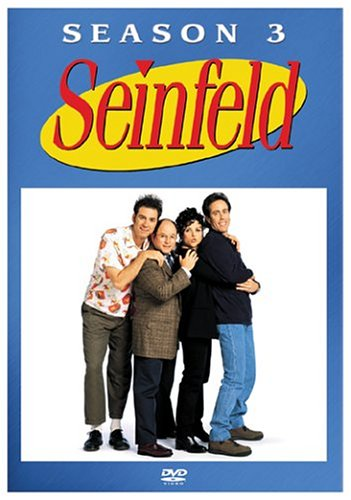 Click for larger image of Seinfeld: Season 3 [DVD] [1993] [Region 1] [US Import] [NTSC]