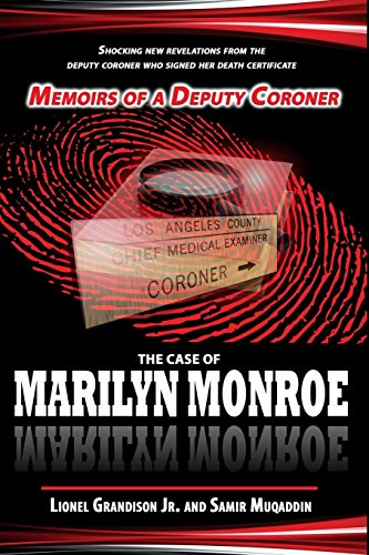 Memoirs of a Deputy Coroner: The Case
