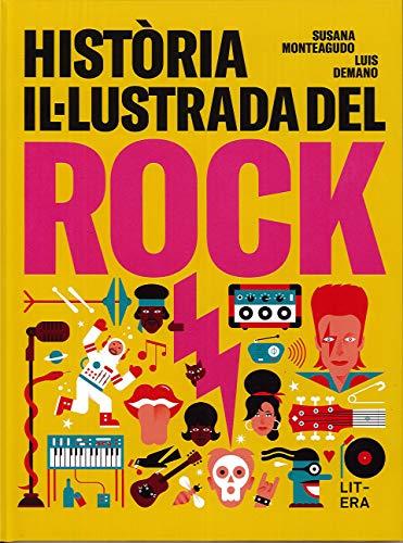 Història il·lustrada del rock por Susana Monteagudo Duro