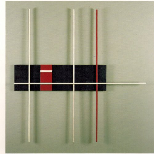 Burgoyne Diller: The Early Geometric Work : Paintings, Constructions and Drawings