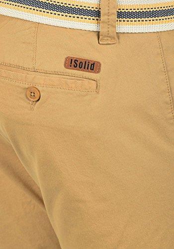 SOLID Lagos - pantaloncini da Uomo Apple Cinnamon (6591)