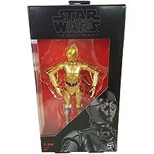 Star Wars Black Series Action Figure C-3PO 2016 Exclusive 15 cm Hasbro Figures