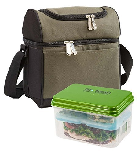 fit-fresh-reuseit-waste-free-lunch-insulated-bag-and-container-bundle-in-olive-by-reuseit