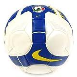 Nike Total 90 Omni 5 fútbol Blanco/Azul/Amarillo