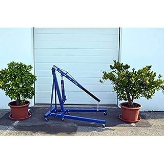 Alpentool Werkstattkran/Motorheber