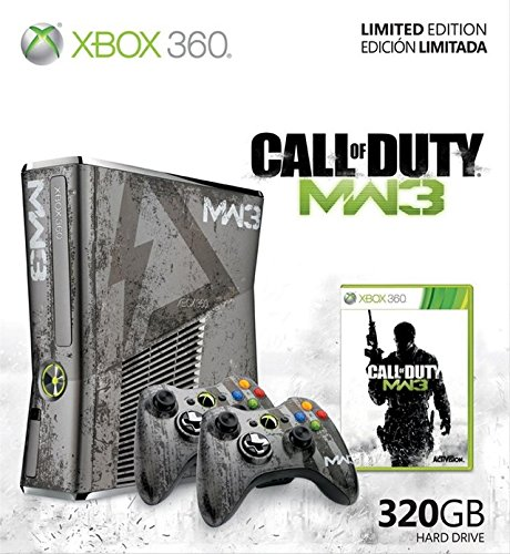 Xbox 360 Edicion Especial Call of Duty Modern Warfare 3