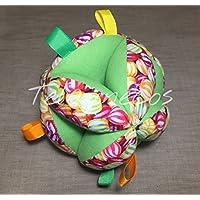 Pelota Montessori caramelos tiras