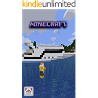 Minecraft: How To Build a Luxury Yacht