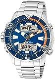 Reloj CITIZEN Hombre jp1099-81L Chrono alarma diver' S 200m buceo profesional