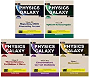 GKP's Physics Galaxy 2020-21 for JEE & NEET (Set of