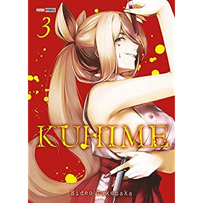 Kuhime T03