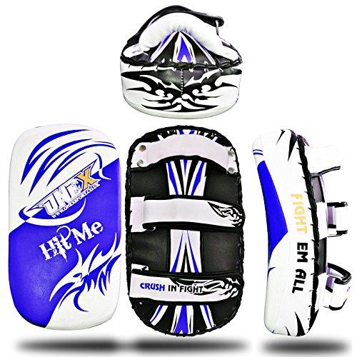 onexnew-mma-strike-shield-curved-training-mauy-thai-pad-kick-focus-target-boxing-punching-mittssingl
