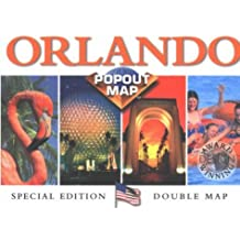 Orlando and Walt Disney World (USA PopOut Maps)
