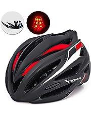 VICTGOAL Bicycle Helmet with Detachable Visor