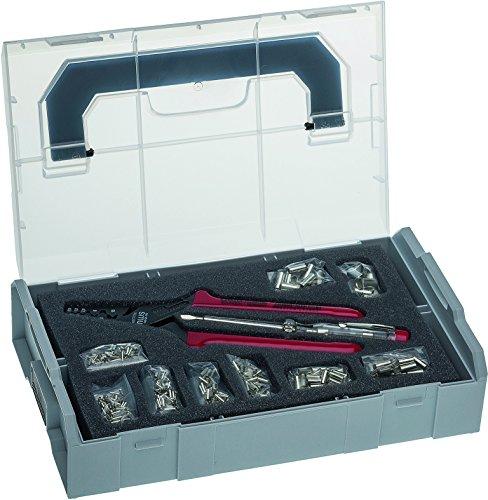 Preisvergleich Produktbild NWS 338-22 Aderendhülsen-Sortiment, Sortimo L-BOXX Mini