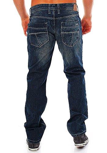 M.O.D Herren Jeans Thomas texas wash texas wash
