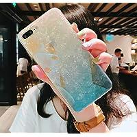 Hülle für iPhone 8 Plus,Hülle für iPhone 7 Plus,Homikon Silikon Hülle Gradient Shell-Muster TPU Silikon Tasche... preisvergleich bei billige-tabletten.eu