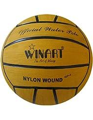 Water Polo Ball - Winart Size 4 (yellow)