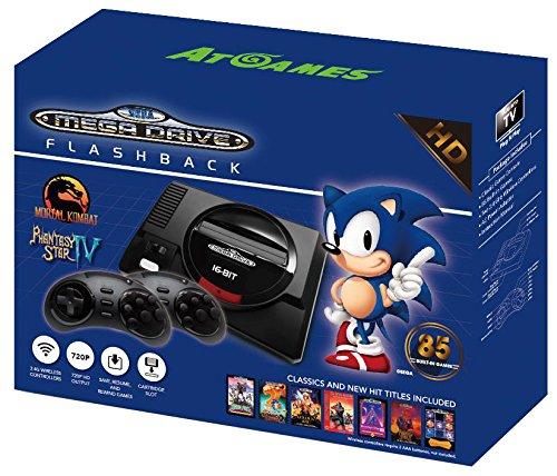 Consolas clásicas - Sega HD