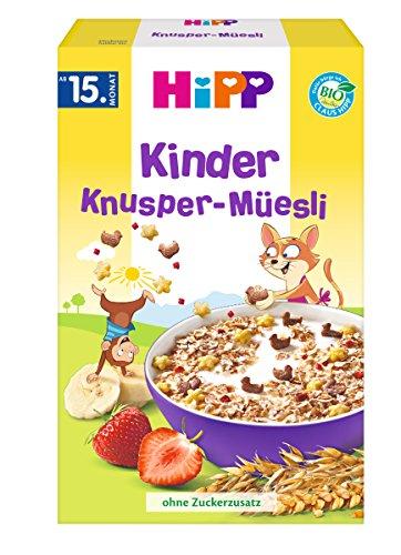 Hipp Kinder Knusper Müesli, 1er Pack (1 x 200g)
