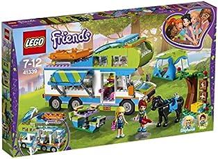LEGO Friends 41339 - Mias Wohnmobil Cooles Kinderspielzeug