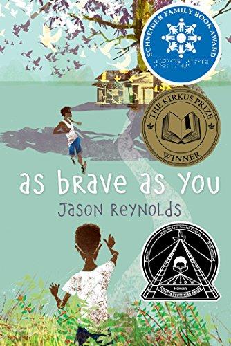 As Brave as You (Ala Notable Children's Books. Older Readers) por Jason Reynolds
