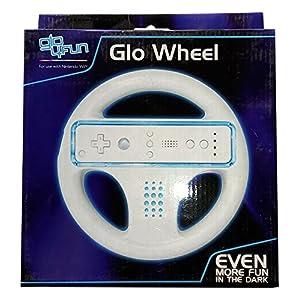Glo Wii Wheel – Blau