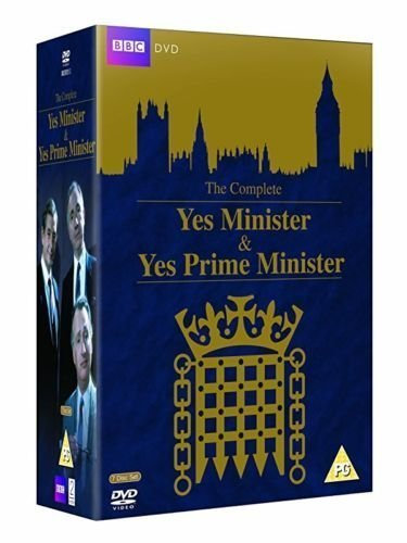 Minister - The Complete Box Set