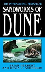 Sandworms of Dune by Herbert, Brian, Anderson, Kevin J. (2008) Mass Market Paperback