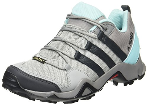 adidas Damen Terrex Ax2R GTX W Trekking- & Wanderhalbschuhe (Grpuch/Grpudg/Agucla) 39 1/3 EU