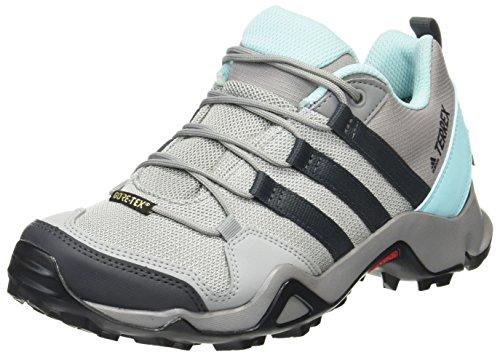 adidas Damen Terrex Ax2R GTX W Trekking-& Wanderhalbschuhe, Verschiedene Farben (Grpuch/Grpudg/Agucla), 40 EU