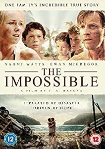 The Impossible [DVD] [2013]